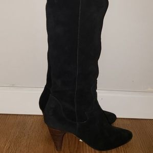 Dolce Vita thigh-high suede boots sz 6